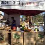 speciality coffee and fresh juices